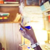 Gïk Live: L'ultima frontiera del vino è… blu. Chi assaggia?