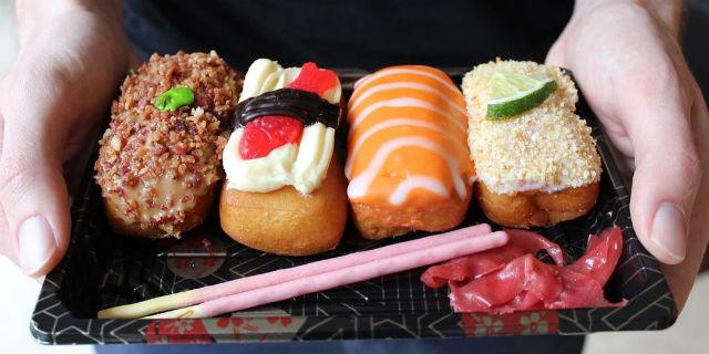 Sushi Donut Mania