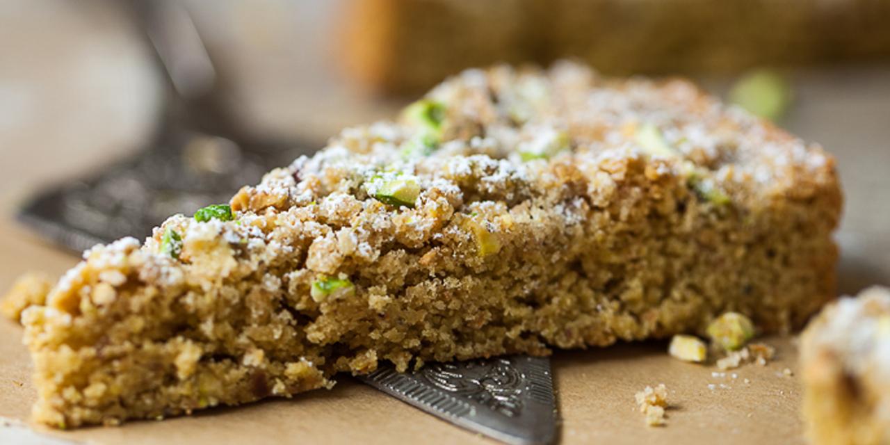 Estremamente Ricetta Torta al pistacchio - Roba da Donne GD04