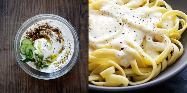 Yogurt greco: ricette salate