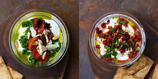Yogurt greco per un pranzo leggero
