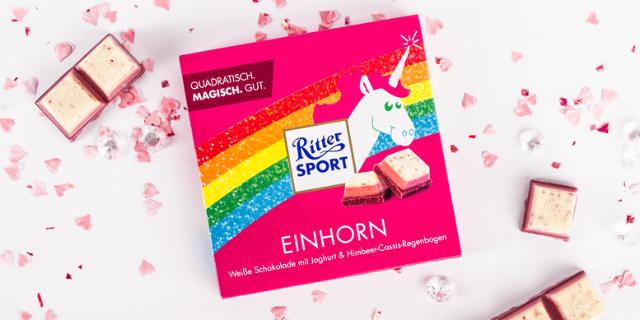 Arriva il cioccolato al gusto di unicorno! Ma che sapore ha e dove si trova?