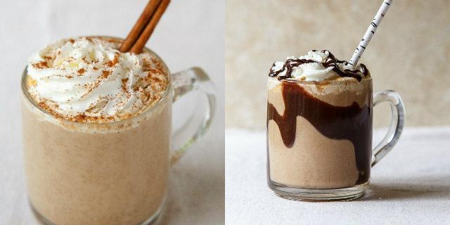 cioccolata calda zucca spezie