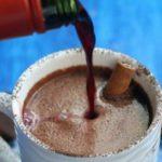 "Red wine hot chocolate, avete già provato la cioccolata calda ""ubriaca""?"