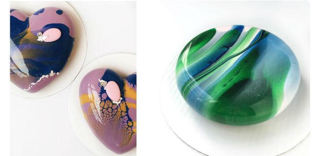 Ricetta per la glassa a specchio: non solo queste torte sono vere, ma puoi realizzarle