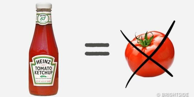 Quanta frutta o verdura ci sono davvero in questi prodotti?