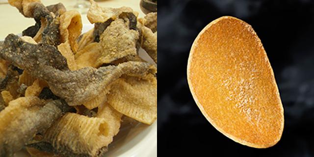 Perché non mangerete MAI queste due patatine fritte