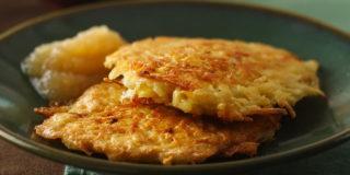 Frittelle di patate
