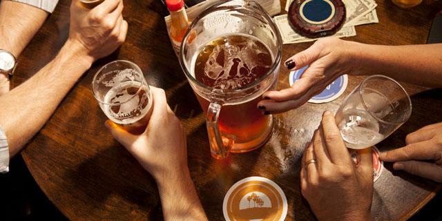 Mai andare a fare pipì dopo la prima birra anche se ti scappa