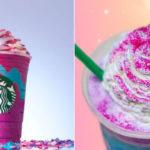 Ecco di cosa sa l'Unicorn Frappuccino di Starbucks