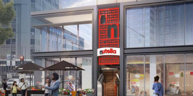 Tenetevi forte: apre il primo Nutella Café del mondo!