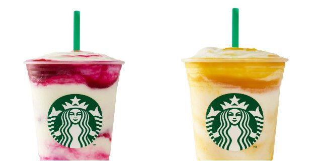 Starbucks: arrivano due nuovi Frappuccini. Quale scegli?