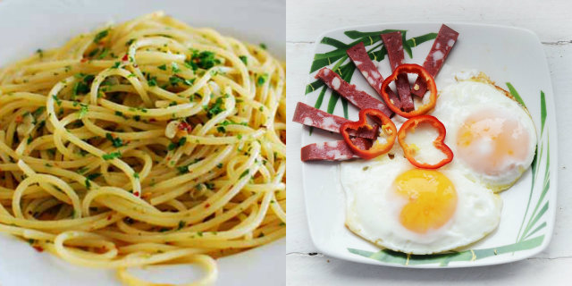 Non sei indipendente quando hai 30 o 40 anni, ma quando sai cucinare questi 20 piatti