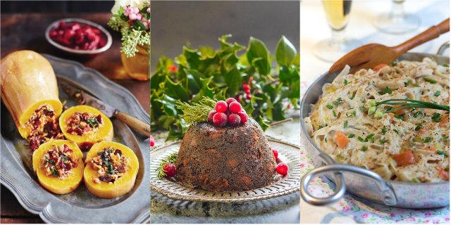 10 piatti vegani per il pranzo di Natale che non vi faranno rimpiangere le ricette tradizionali