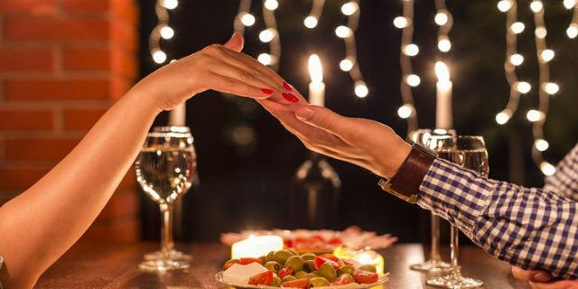 3 idee per una cena romantica fuori dai soliti stereotipi