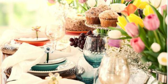 SOS pranzo di pasqua: il menu per stupire i vostri ospiti