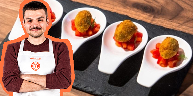 5 piatti da MasterChef 7, firmati Simone Scipioni, da provare a cucinare