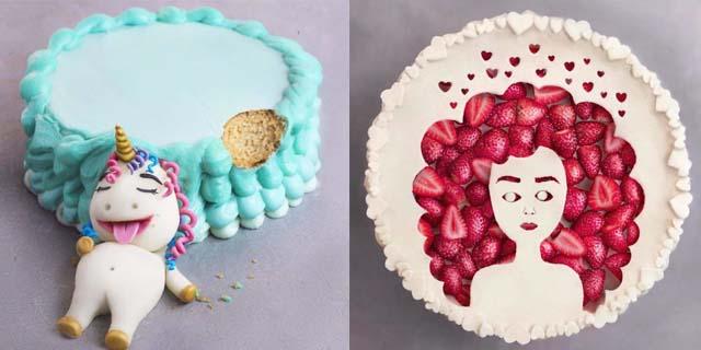 22 dolci vegani bellissimi fatti da un 16enne che sta facendo impazzire il web