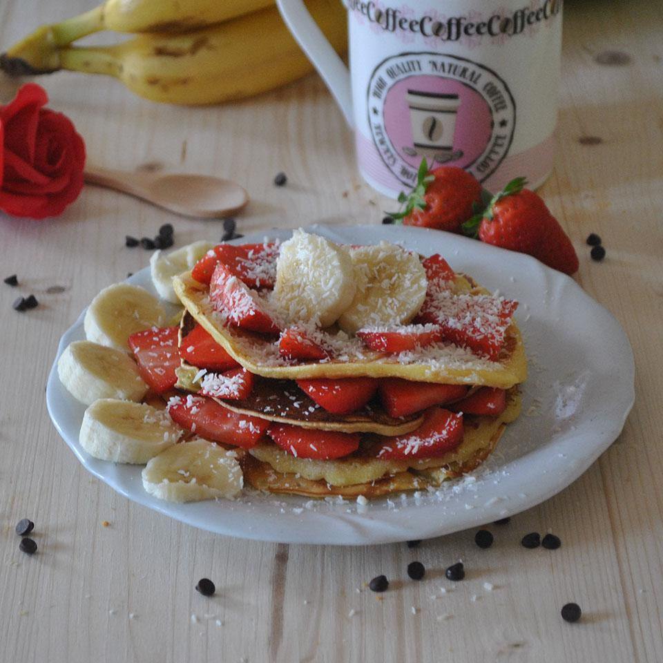 """""""Come preparare in un'ora pancake, muffin e brownie per una colazione da sogno"""""""
