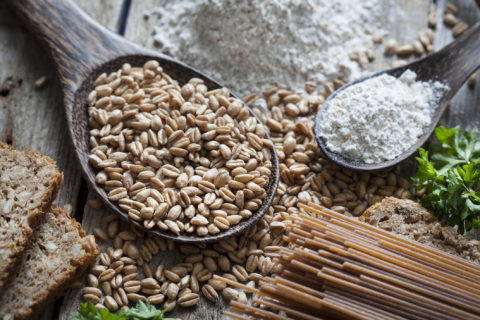 Cereali integrali: farro