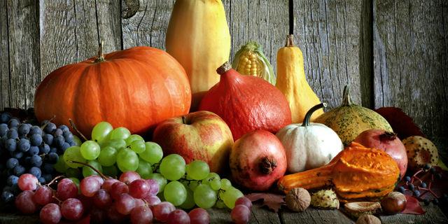 Tutte le verdure (e la frutta) di stagione per sapere cosa mangiare, mese per mese