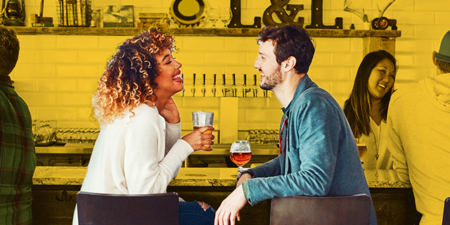 Ditemi cosa ordinate da bere al primo appuntamento e vi dirò se può funzionare
