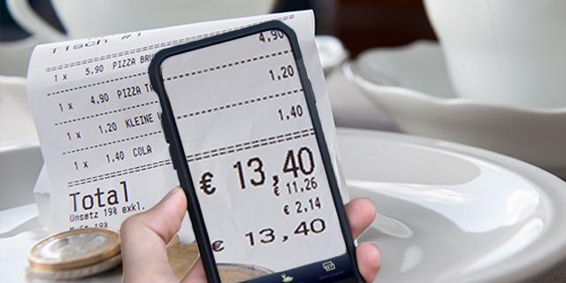 Quanto spenderai in quel ristorante? Sluurpy te lo dice prima di entrare