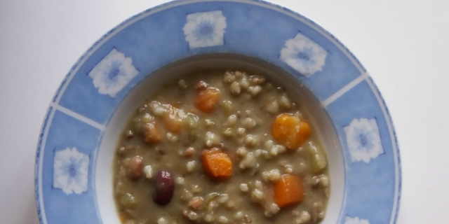 Zuppa di cereali