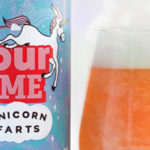 Arriva Sour Me, la birra unicorno con glitter commestibili