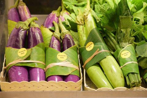 Perché l'idea dei supermercati asiatici per vendere la verdura è geniale