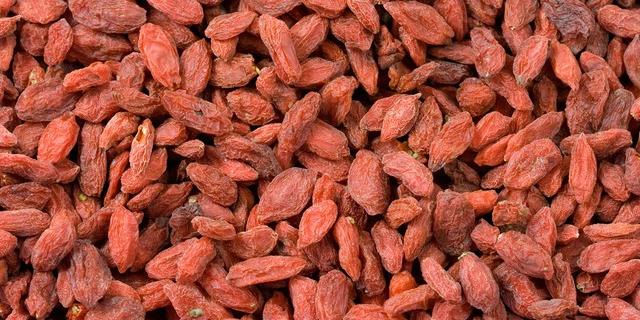 frutti rossi bacche di goji