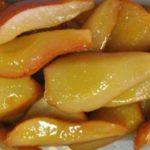 Pere caramellate