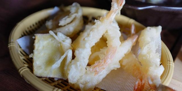 La tempura: dal Giappone i segreti per il fritto perfetto