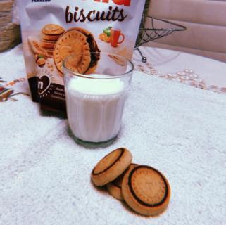 Biscocrema Pan di Stelle e Nutella Biscuits: la sfida è social