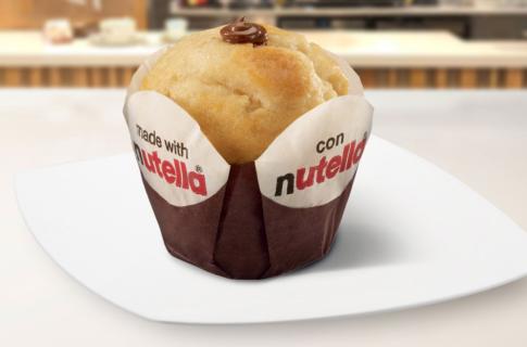 Che mondo sarebbe senza Nutella: arriva il McCrunchy Bread di McDonald's e Nutella