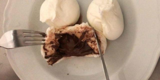 Dove si può assaggiare la mozzarella con cuore di Nutella