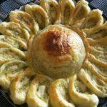 Torta girasole