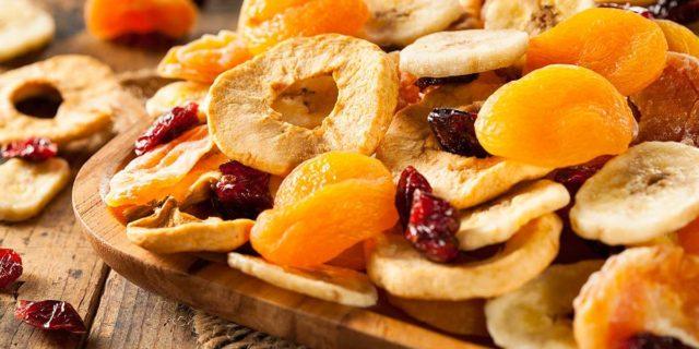 La tua frutta preferita per tutte le stagioni? Provala essiccata
