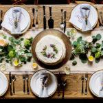 Mise en place: quando anche apparecchiare la tavola può diventare un'arte