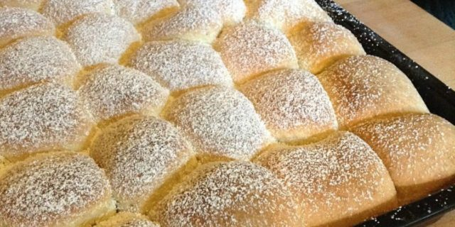 Buchteln (dolci di pasta lievitata)