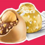 Arriva il Bacio Gold, il goloso Bacio Perugina al caramello salato