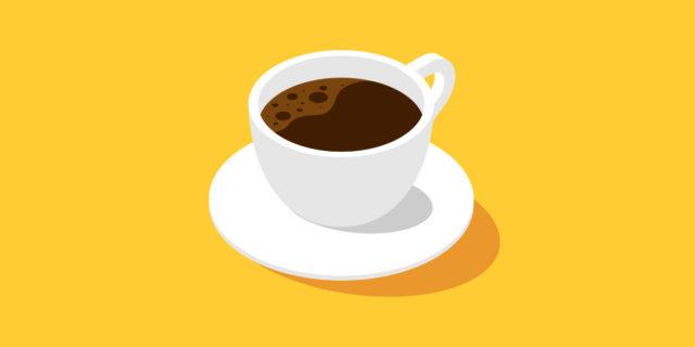 Nel caffè decaffeinato la caffeina c'è: ecco perché e quanta