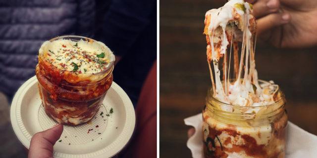 """Pizza in barattolo: come si prepara la nuova """"variante"""" americana"""