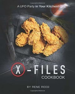 X-Files Cookbook - A UFO Party in Your Kitchen!