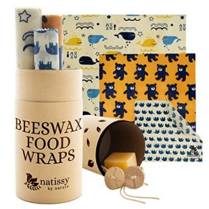 Pellicola in cera d'api Natissy