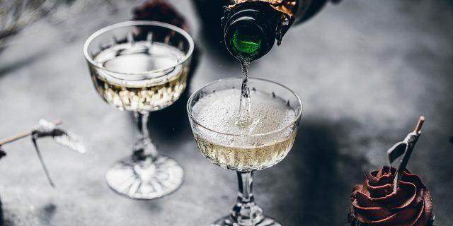 La cena perfetta è… A tutto champagne: ricette comprese