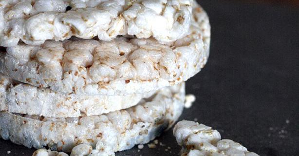 Gallette di riso nocive per la salute