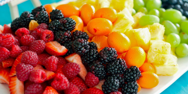 La Dieta dei Colori: Perdere Peso in Modo Sano