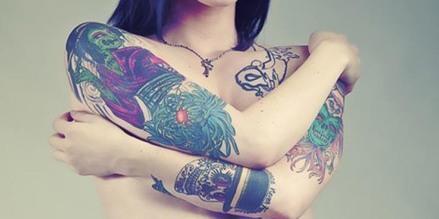 Ditelo alla Nonna: Tatuarsi Potrebbe Avere Effetti Benefici per la Salute, Ecco Perché!