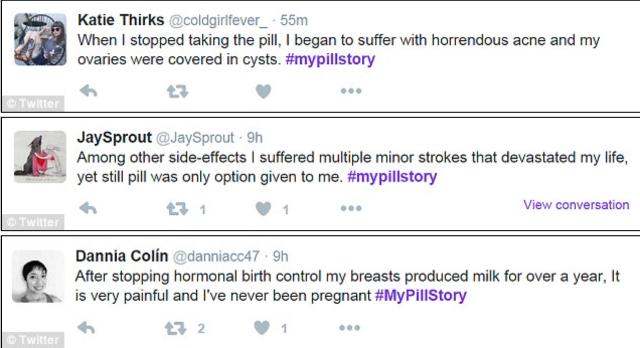 mypillstory effetti dannosi pillola